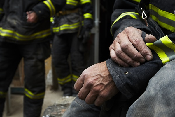 Firefighters 9/11 victim compensation fund